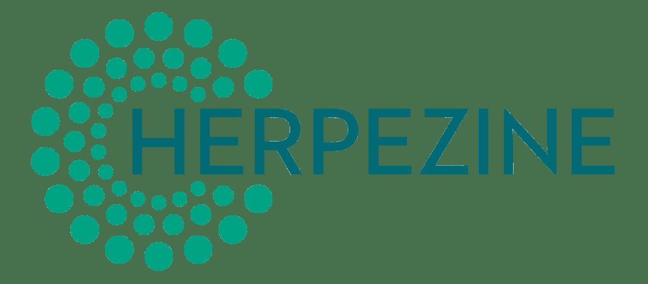Herpezine official logo